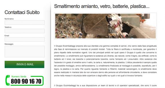 Smaltimento Amianto Roma